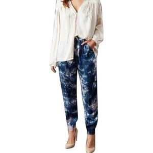 Young Fabulous & Broke NWT Tie Dye Groove joggers